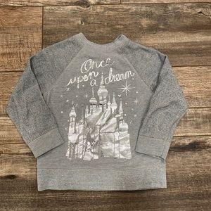 Abercrombie kids Disney sweatshirt
